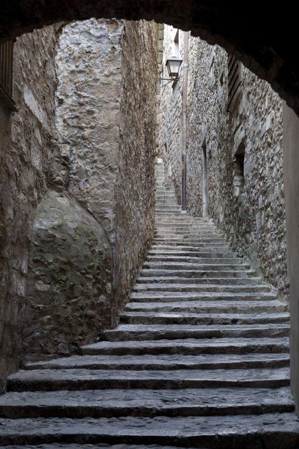 Fotos de Call Jueu (Barrio Judío de Girona)