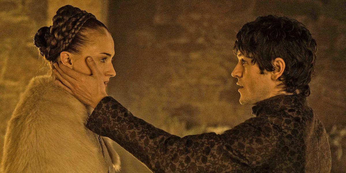 Ramsay Bolton Sansa Stark