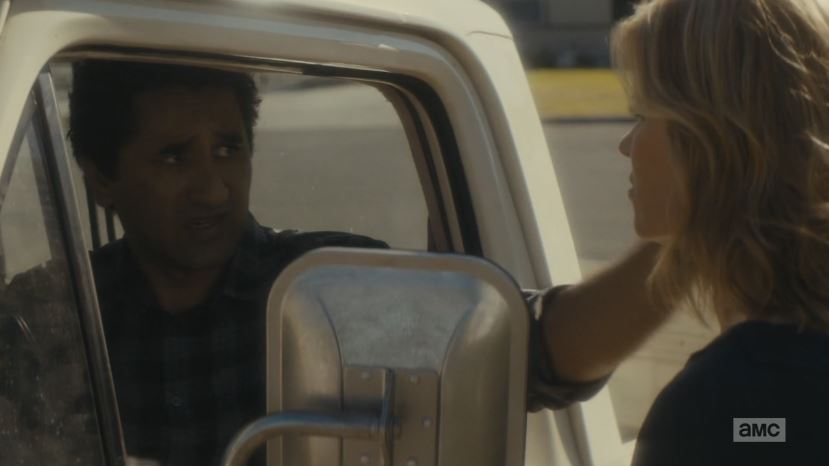 Fear The Walking Dead Travis & Madison